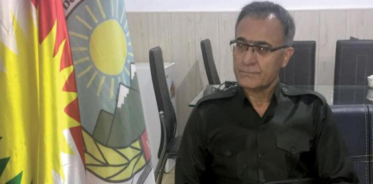 KDP Senior Official: Iranian Missile Attack Is a Message to the US