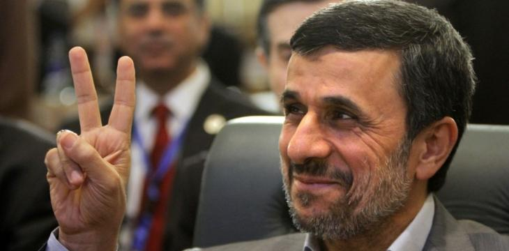 Ahmedinejad Describes IRGC Intelligence Chief as 'Psychologically Imbalanced'