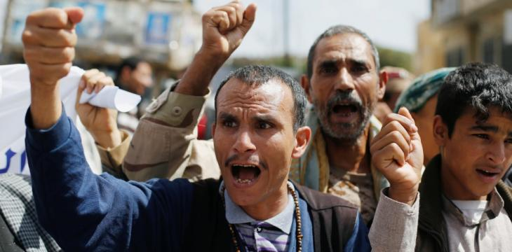 Yemen Coalition Briefs UN on Houthi Rights Violations