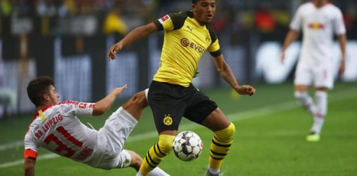 'Jadon Sancho, a Street Player With the Potential to Be England's Neymar'