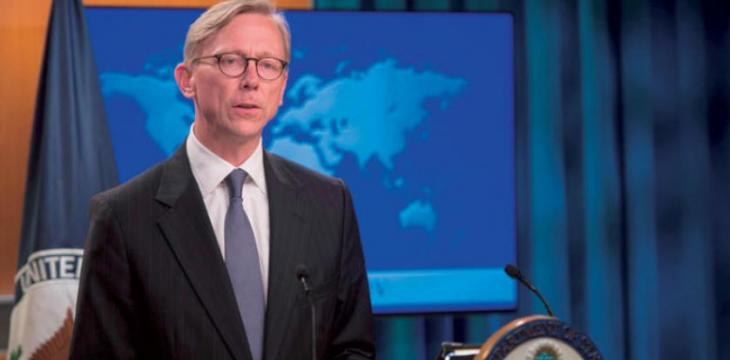 Brian Hook to Asharq Al-Awsat: Iran Seeks to Repeat Lebanon's Model in the Region