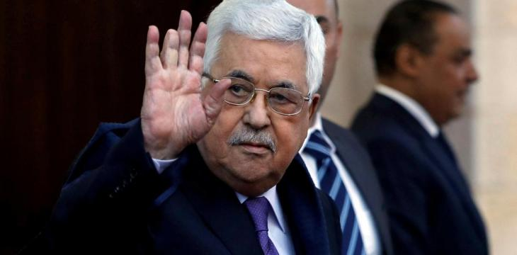 Palestinian President Says Situation Is 'Very Difficult'
