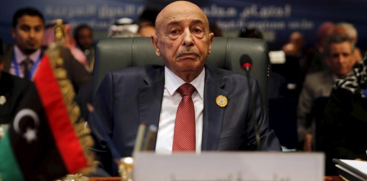 President of Libyan House of Representatives: Presidential Election Only Solution