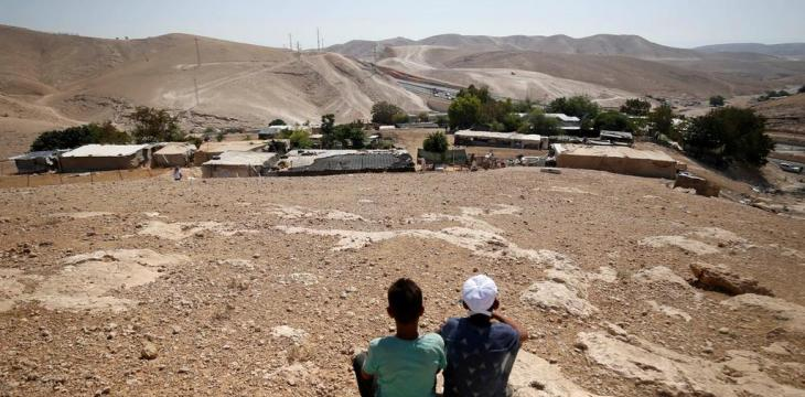Israel Orders Khan Al-Ahmar Residents to Voluntarily Demolish Their Houses