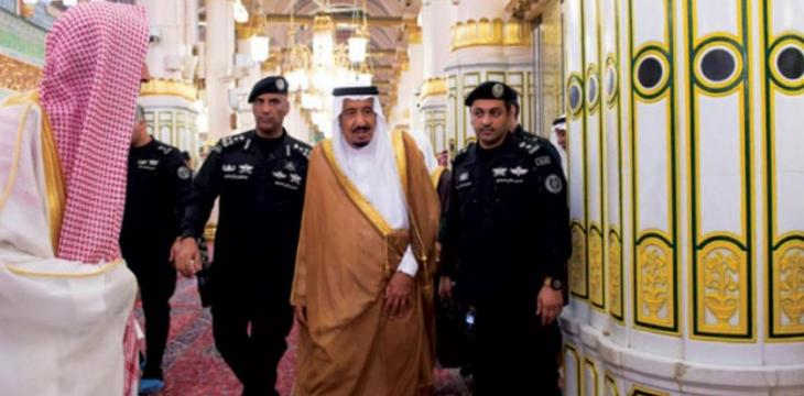 King Salman Inaugurates Haramain High-Speed Rail Project