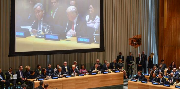 UN General Assembly: 129 States Sign Global Call To Fight Drugs