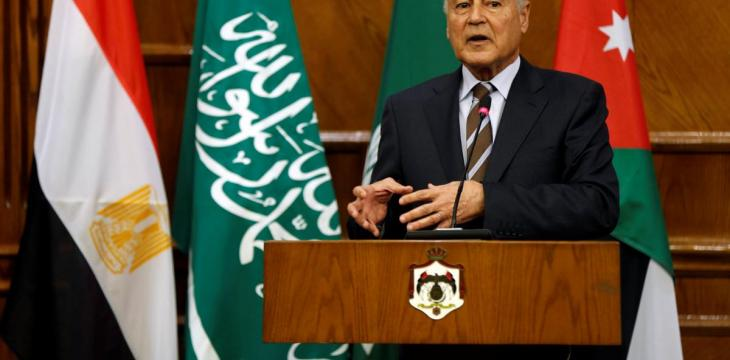 Abul Gheit to Asharq Al-Awsat: Arabs Must Not Wait for Foreign Savior