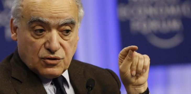 Ghassan Salame: Institutions Legitimacy Issue Still Exists in Libya