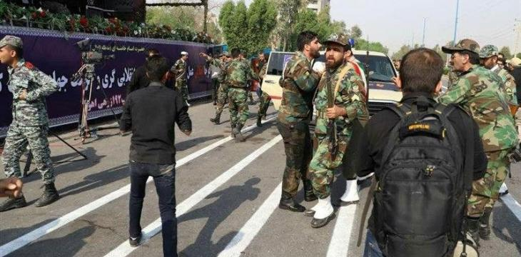 Iran Arrests Member of Military Over Ahvaz Parade Attack