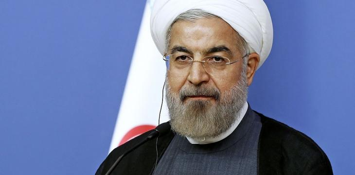 Rouhani Accuses US of Seeking 'Regime Change' in Iran
