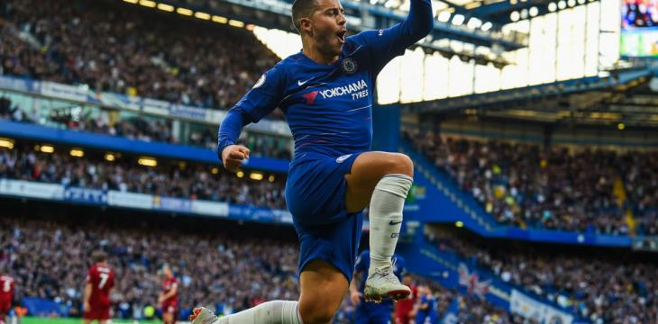 Enjoy Eden Hazard While You Can Lest Real Madrid Land Their Man