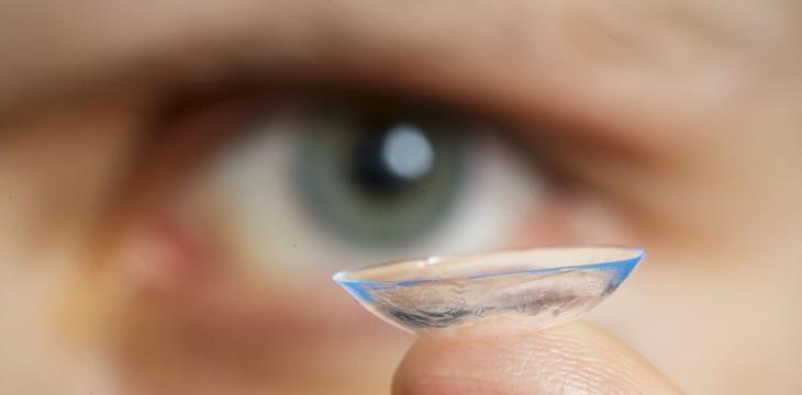 Smart Lenses Developed to Monitor Efficiency of Eye Drops