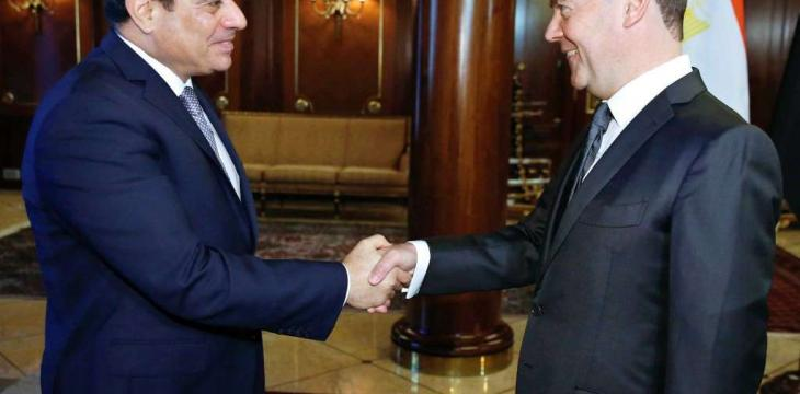 Egypt, Russia to Sign Strategic Partnership Agreement
