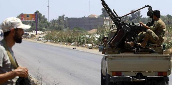 Libya: UN Ceasefire Collapses As Clashes Erupt in Tripoli