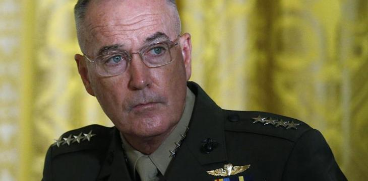 US General Says Extremism Persists Despite Territorial Losses