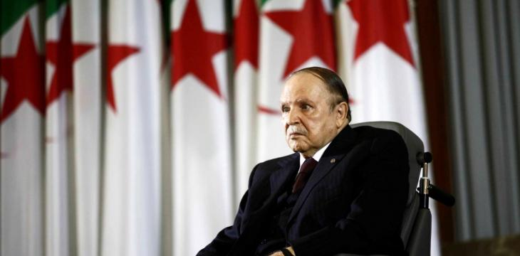 Opposition Bloc Protests Algerian MPs Forcing Bouhadja's Step Down as Speaker