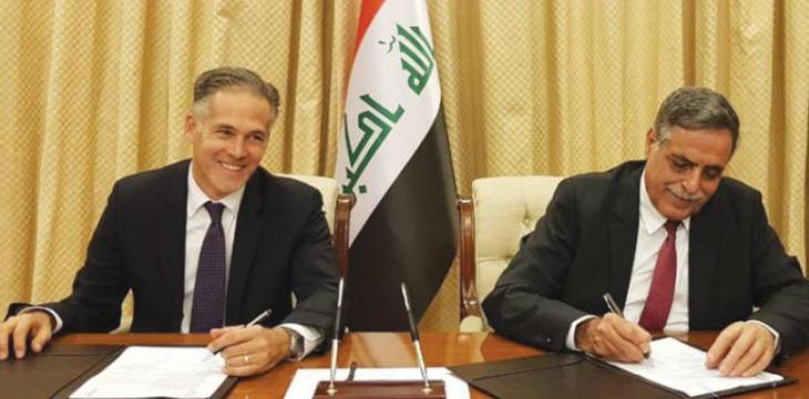 Iraq Signs MoU with GE to Develop Power Infrastructure