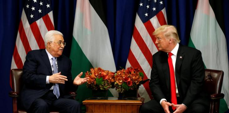 Israeli Official: Trump Insists on Settling Differences with Palestinians