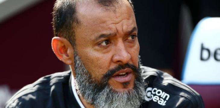 Nuno EspíRito Santo: 'We Cannot Build a Gameplan Based on a Draw … Always to Win'