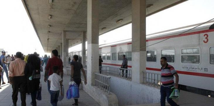 Iraq Rail Service Back After War with ISIS