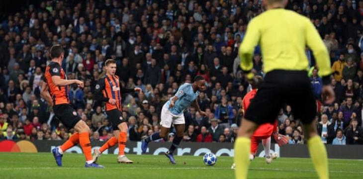 Manchester City Penalty Against Shakhtar Highlights Need for VAR