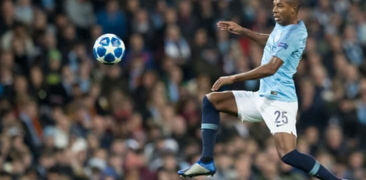 Fernandinho: 'I Always Listen to Pep, Even at My Age I Can Improve'
