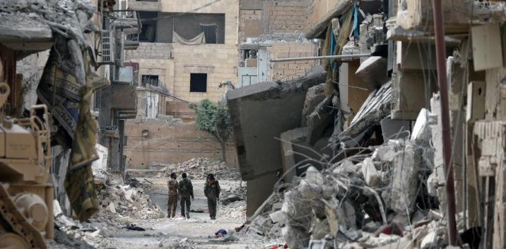 Syrian Regime Arrests Hundreds in Areas Covered by Russian 'Guarantees'