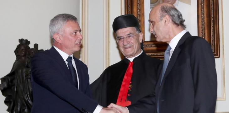 Lebanon's Geagea, Franjieh Reconcile after Decades of Enmity