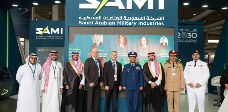Saudi Military Industries Takes Part in Bahrain International Air Show