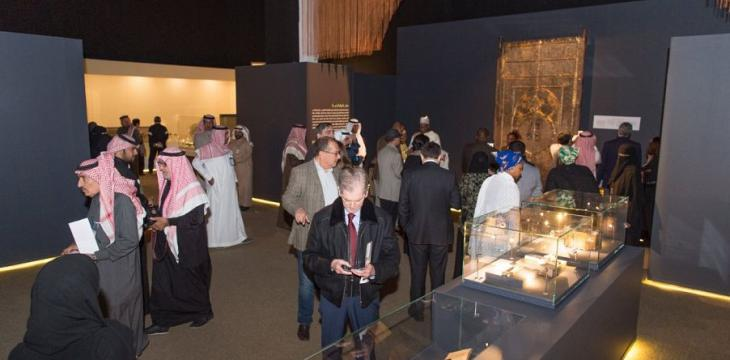 UAE Highlights Roads of Arabia Expo Held at Abu Dhabi Louvre