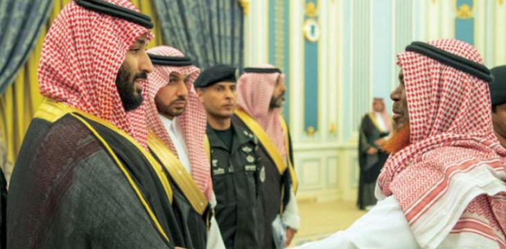 Crown Prince: Security Forces Provide Honorable Example in Defending Homeland