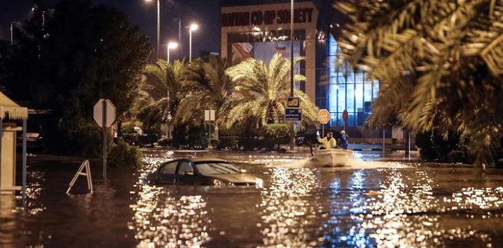 Kuwait Airport Temporarily Suspends Flights Due to Poor Weather