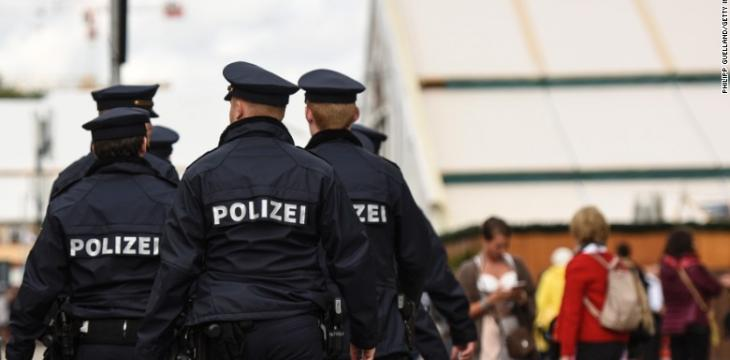 ISIS Group Suspect Arrested, Charged in Germany