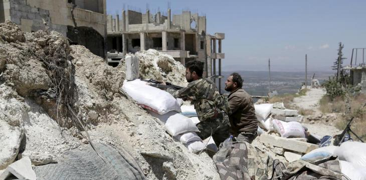 22 Syrian Regime Fighters Killed in Clashes near Idlib