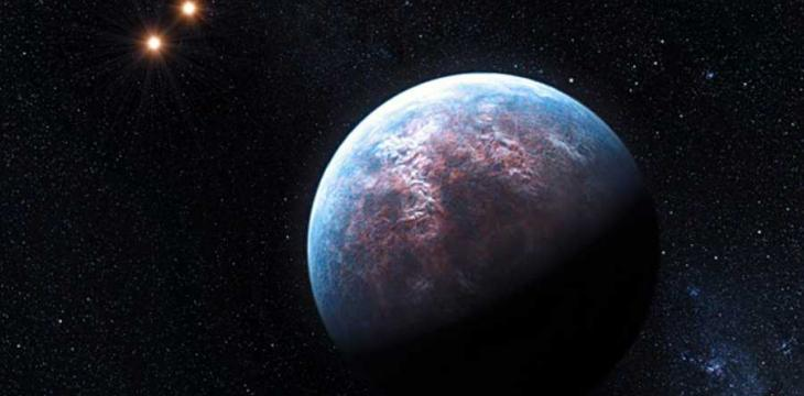 New Frozen Planet Detected Near the Solar System