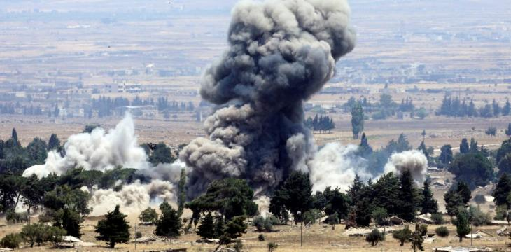 Dozens Killed in Anti-ISIS Strikes in Syria
