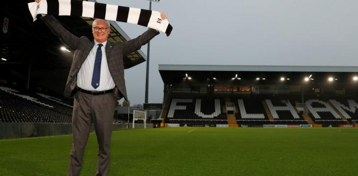 Claudio Ranieri Fastens In for Premier League Homecoming at Fulham