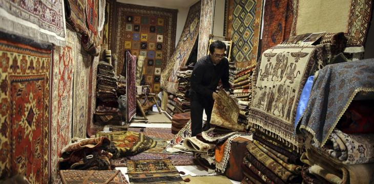 Prices of Iranian Carpets Drop Due to US Sanctions