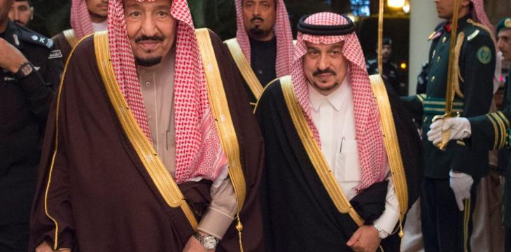 Saudi King Departs Riyadh for Tabuk
