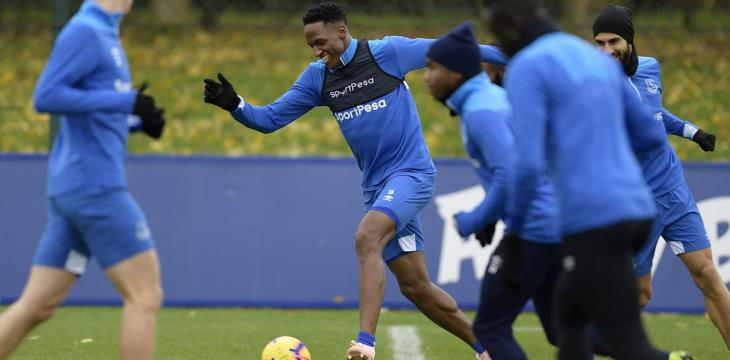 Yerry Mina: 'Any Talk With Manchester United Was Just My Agent'