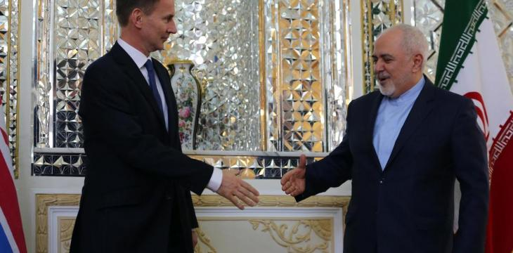 UK's Hunt Discusses Nuclear Cooperation, Regional Demands with Iran