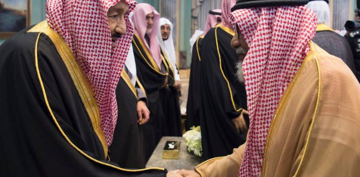 Saudi King Inaugurates Development Projects in Tabuk, al-Jawf