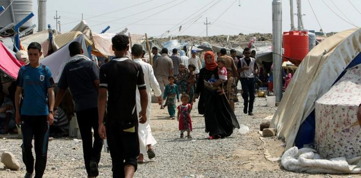 IOM: Over 1 Million Internally Displaced in Iraq