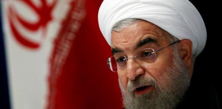 Rouhani Backs Zarif amid Rising Internal Tensions