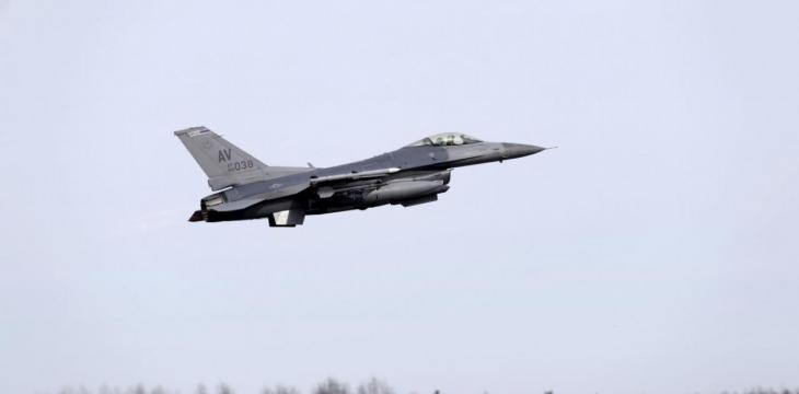 US Blocks Israeli Sale of F-16s to Croatia