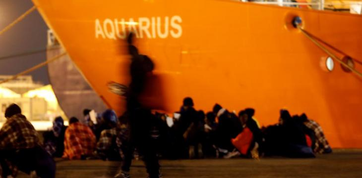 UN Urges More Mediterranean Rescue Efforts after Aquarius Pullout