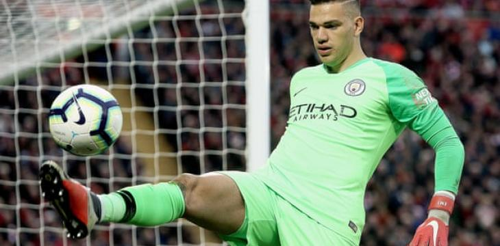 Ederson Leads Way as a Ball-Playing Premier League Midfielder in Gloves