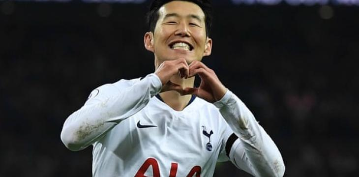 Son Heung-Min Lights up Premier League With His Joyful Performances