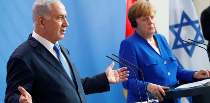 Netanyahu Demands Merkel to Halt Funding Berlin's Jewish Museum