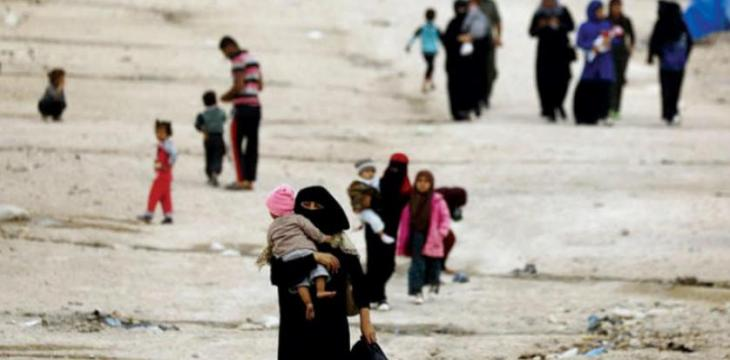 EU Countries Oppose Return of 'ISIS Widows, Orphans' from Syria